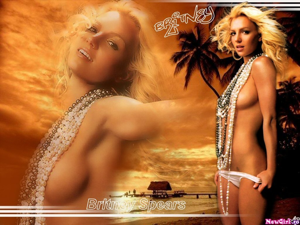 Britney picture spear undies without