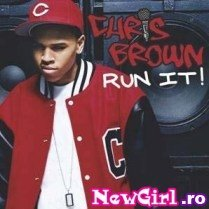 Chris Brown  on Chris Brown     Run It      Videoclip Si Versuri   New Girl