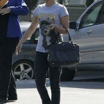 Hayden Panettiere Out For Lunch