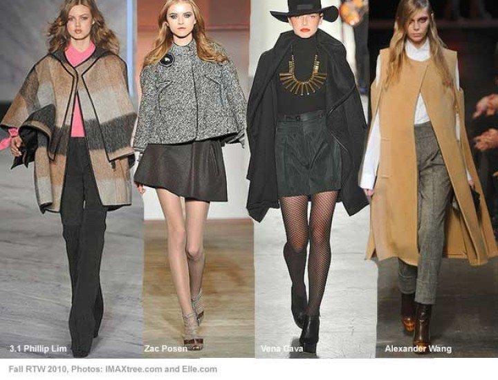 Tendinte toamna/iarna 2011 – Haine si tendinte pentru femei