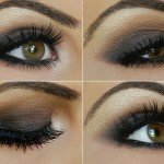 MAC Satin Taupe Eyeshadow Tutorial 1