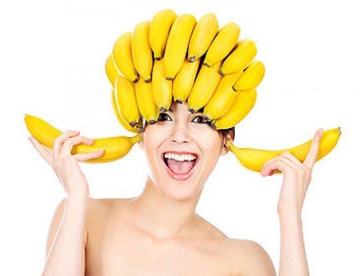 Beneficii balsam de păr cu banane făcut acasă