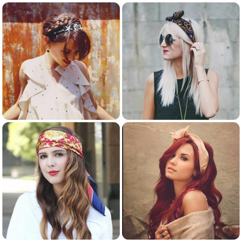 Scarf Headbands