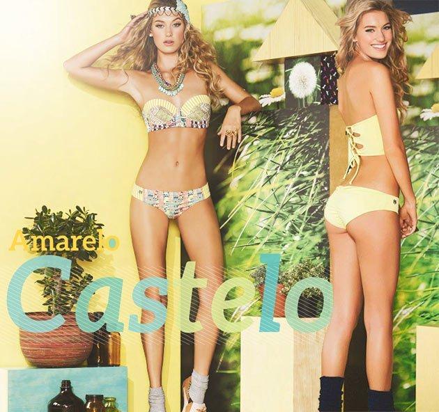 Maaji_Amarelo_Castelo_costume de baie2014_colectie