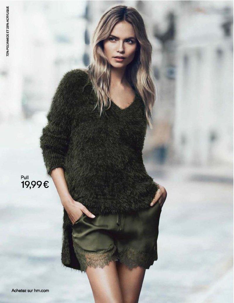 Campania H & M pentru toamna - iarna 2014-20154