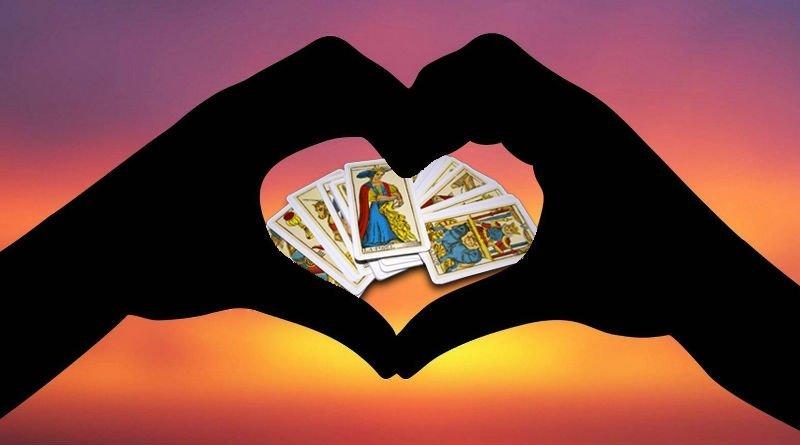 Ghicit in carti de tarot pentru dragoste