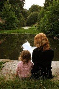 Frumusetea o inveti de la mama