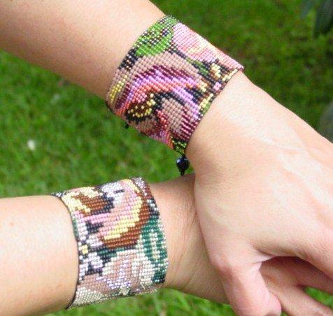 huipil bracelet