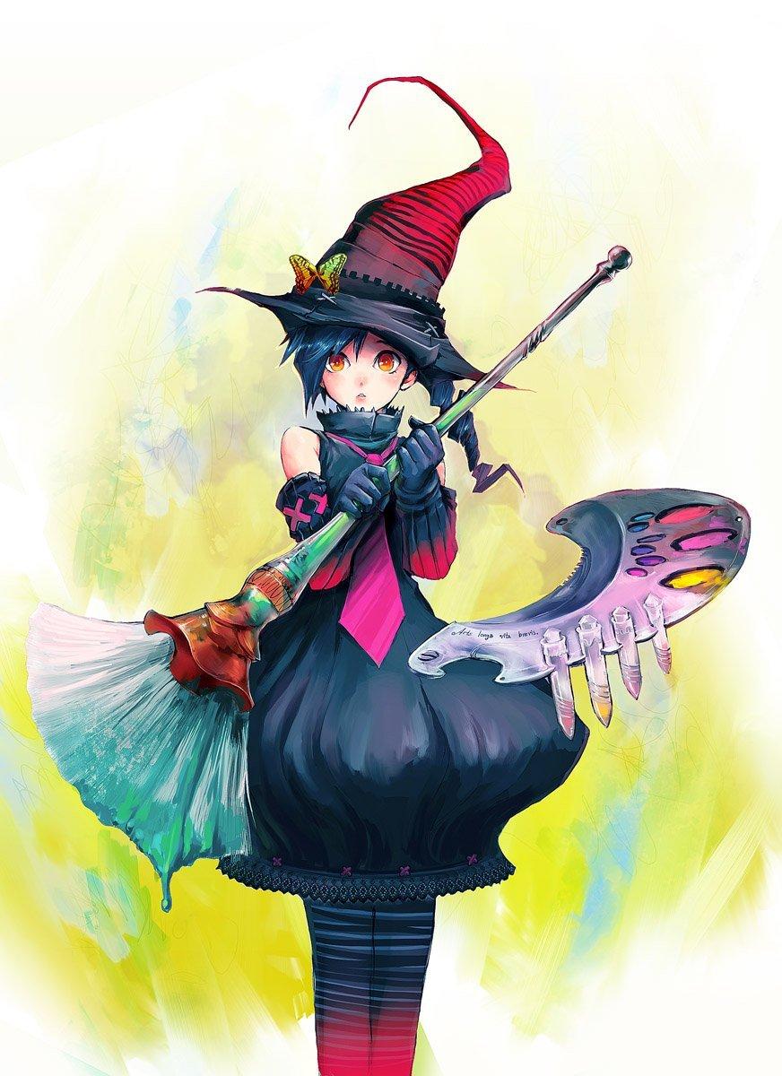 The_creative_magician_girl_by_asuka111