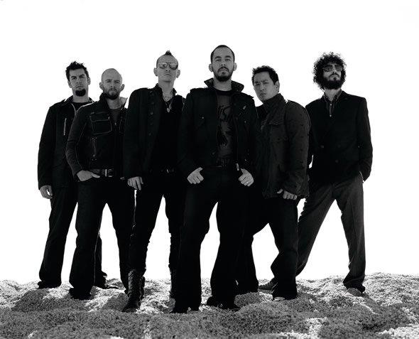 Linkin_Park__-_debut_pe_locul_1