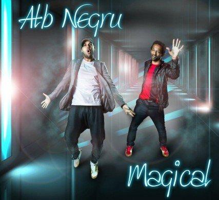 Versuri Alb Negru  Magical