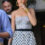 Rihanna Shops at Opening Ceremony