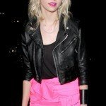 Taylor Momsen at Topshop VIP party in New York