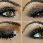 MAC Satin Taupe Eyeshadow Tutorial 1