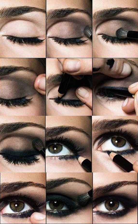 smokey-eyes-makeup-tutorial