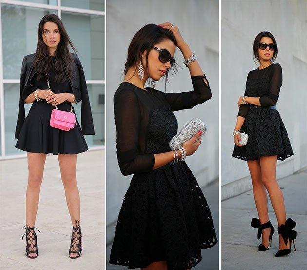 culori brunete_negru