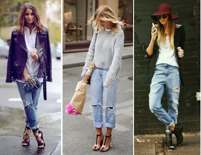 tendinte Boyfriend Jeans