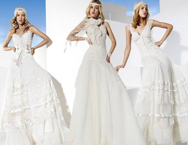 rochii de mireasa 2014