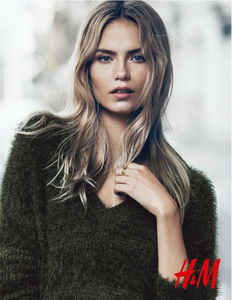 Campania H & M pentru toamna - iarna 2014-20156