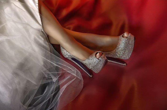 modele pantofi de nunta