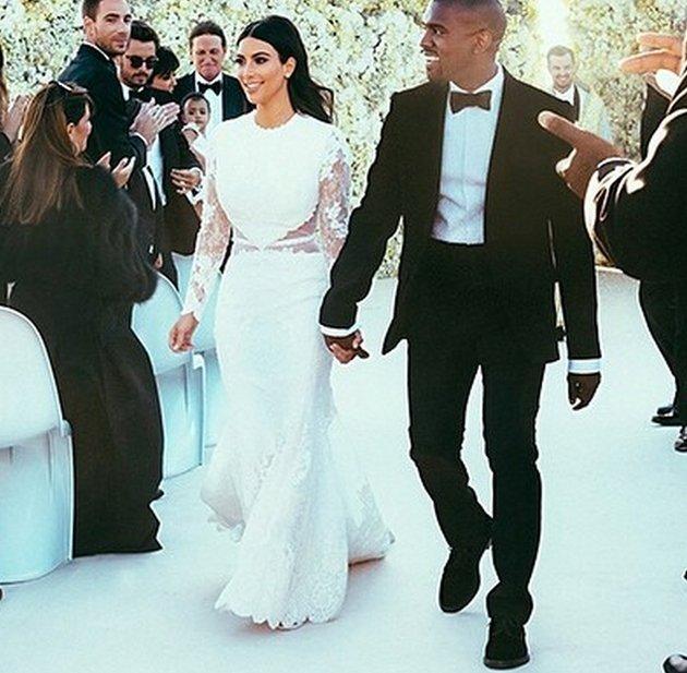 Kim Kardashian - Givenchy