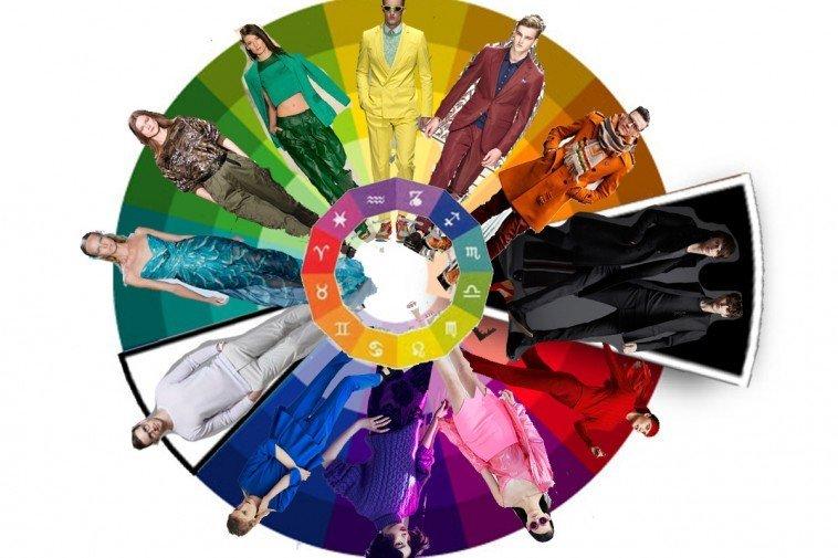 culoarea ta in functie de zodie